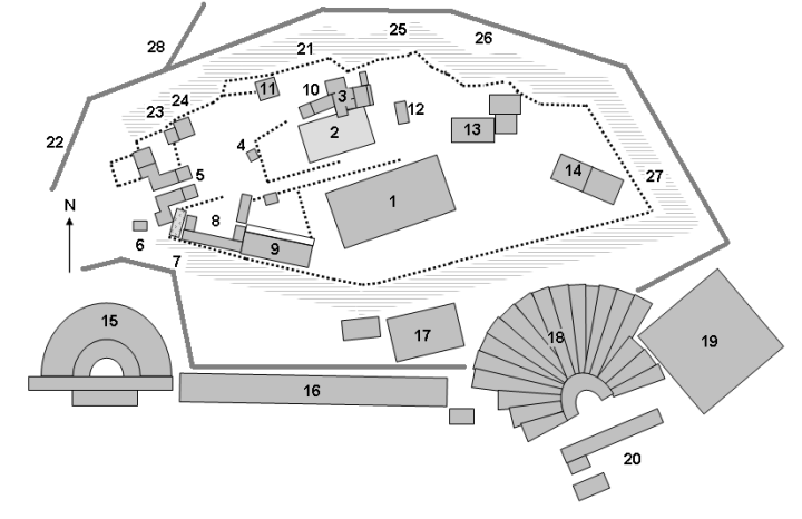 acropolisatathenssiteplanperipatos